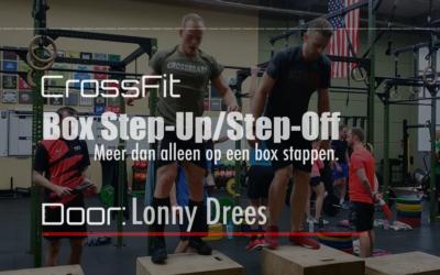 Box Step Up…Ja of Neen