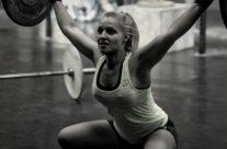 Athlete Karina Stolk