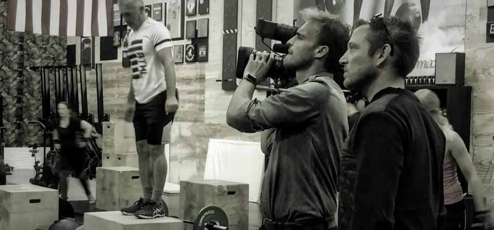 CrossFit Zwijndrecht Live