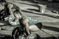 Atleet: Manon, Beach Throwdown 2018
